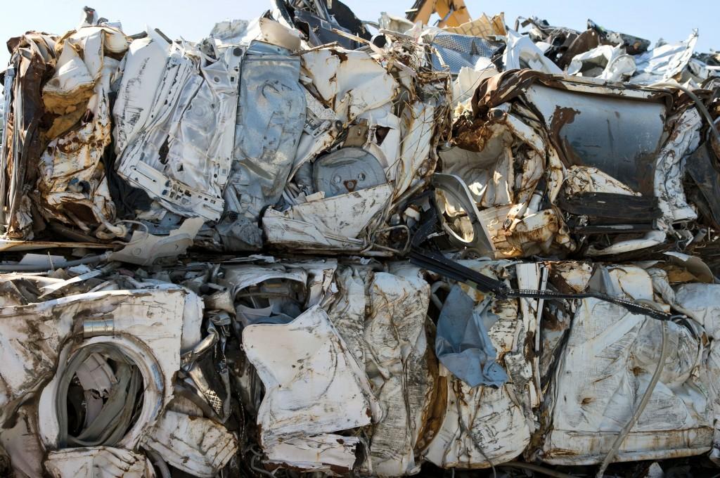 lavadoras plastado reciclaje metales