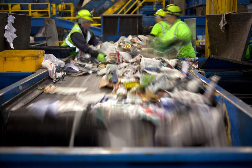 residuos reciclaje