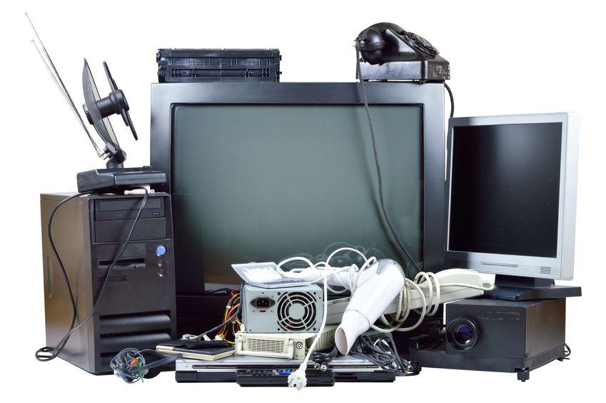 basura electrónica